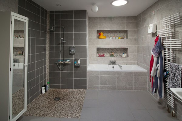 Add A Wall Niche To Your Bathroom Remodel Better Built Craftsman Llc